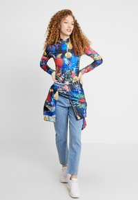 Jaded London - HIGH NECK LONG SLEEVE BODY - Maglietta a manica lunga - multi-coloured - 1
