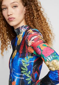 Jaded London - HIGH NECK LONG SLEEVE BODY - Maglietta a manica lunga - multi-coloured - 3