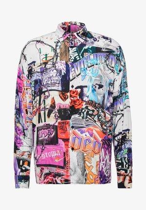 STREET COLLAGE SHIRT - Shirt - multi