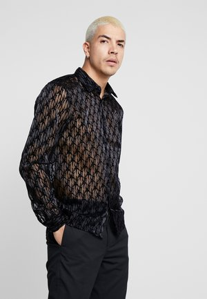 TRIBAL BURNOUT  - Skjorter - black