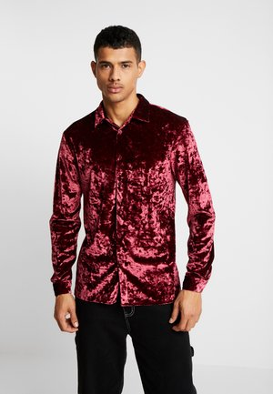 Shirt - bordeaux