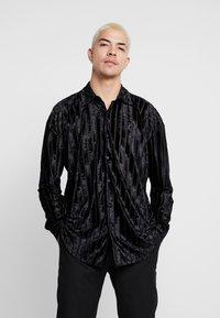 Jaded London - STRIPE - Camisa - black - 0