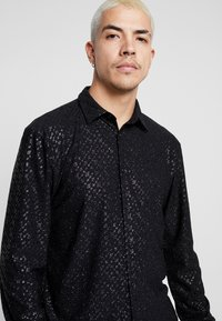 Jaded London - SPECKLED GLITTER  - Camicia - black - 3