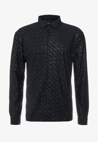 Jaded London - SPECKLED GLITTER  - Camicia - black - 4