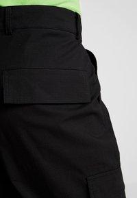 Jaded London - PANTS - Cargobroek - black - 4