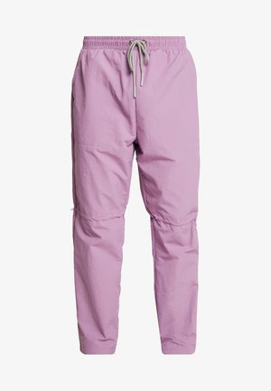 TECHNICAL DRAWCORD CHANNELS - Pantalones deportivos - purple