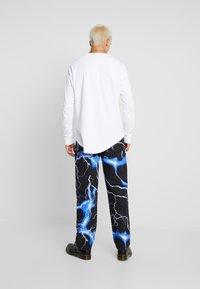 Jaded London - LIGHTENING SKATE - Jeans relaxed fit - black - 2