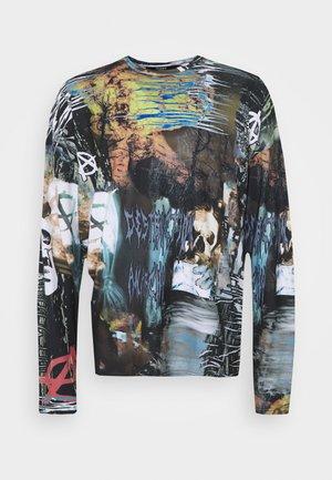 ELECTRIC COLLAGE - Langarmshirt - multi-coloured