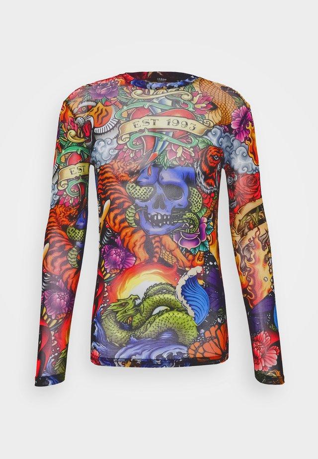 90S TATTO - Langarmshirt - multicoloured