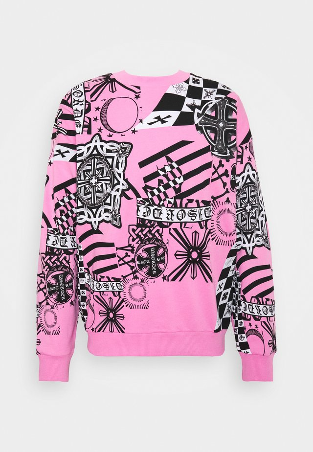 COLLAGE  - Felpa - pink