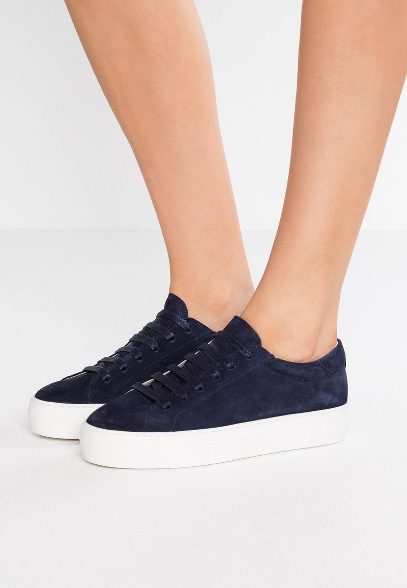 J.LINDEBERG - LACE - Trainers - dark blue