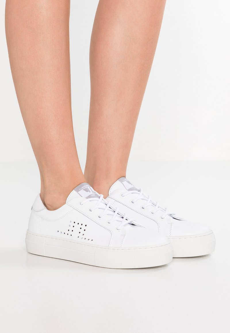 J.LINDEBERG - PUNCH - Sneaker low - weiß