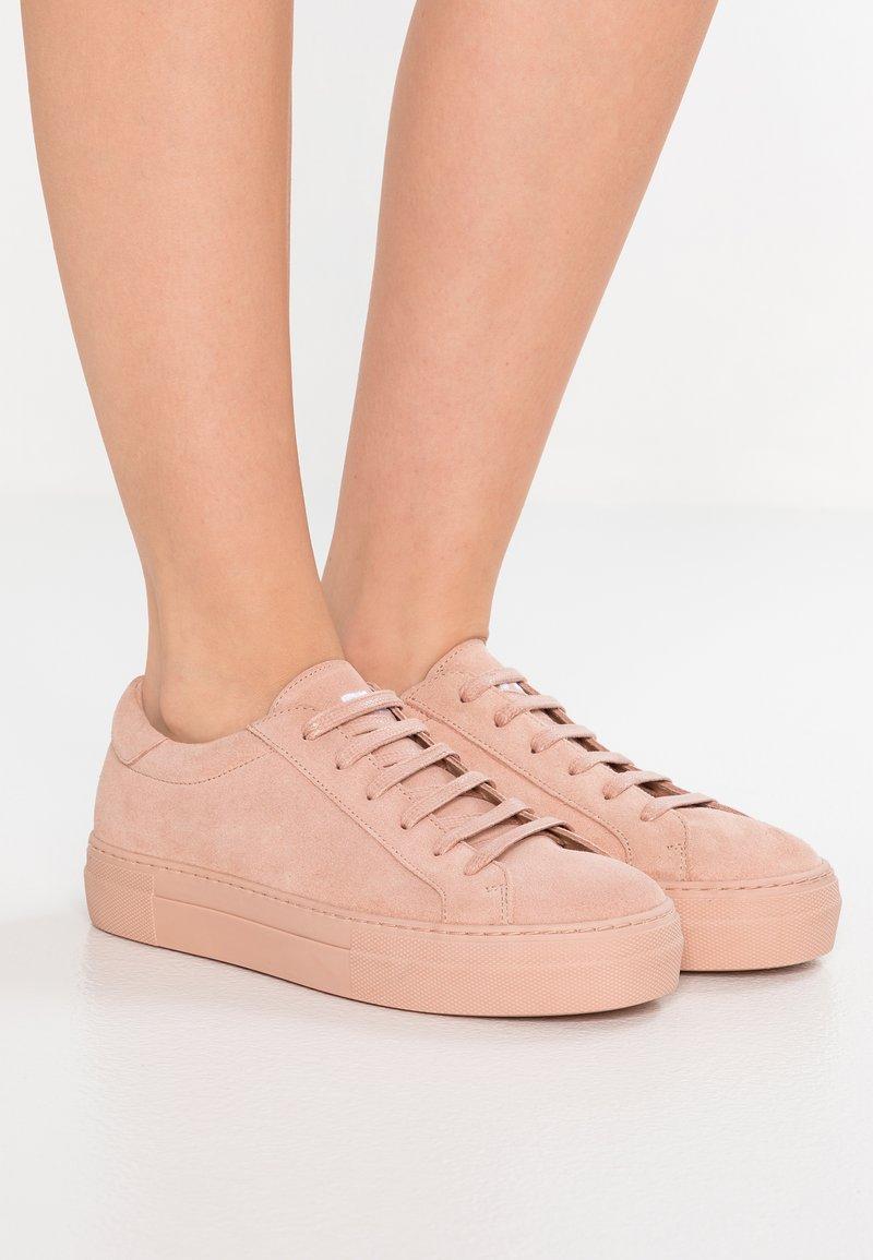 J.LINDEBERG - LACE - Sneaker low - summer beige