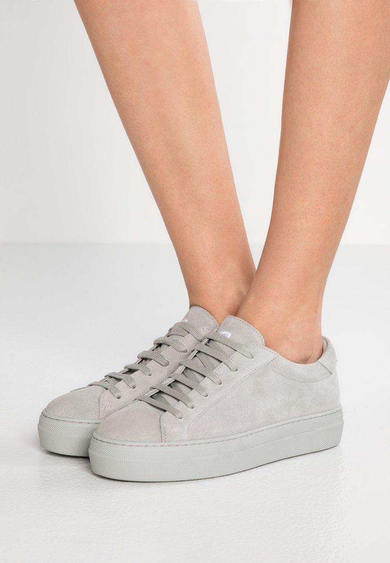 J.LINDEBERG - LACE - Matalavartiset tennarit - light grey