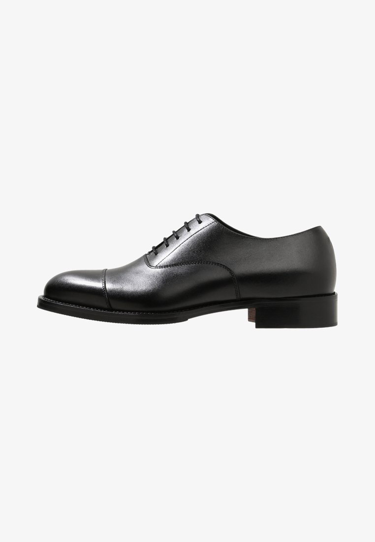 J.LINDEBERG - HOPPER TOE PORT - Stringate eleganti - black