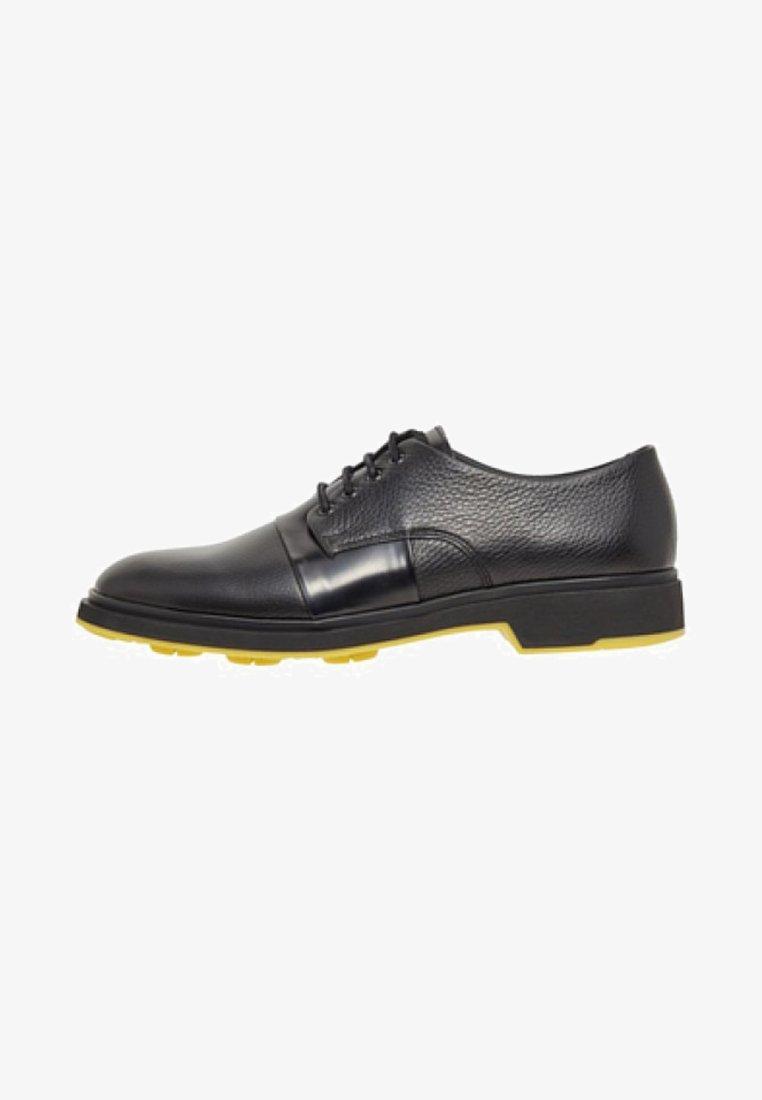 J.LINDEBERG - DERBY - Smart lace-ups - black
