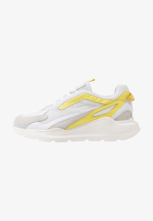 SANE RUNNER - Sneakers basse - sun yellow