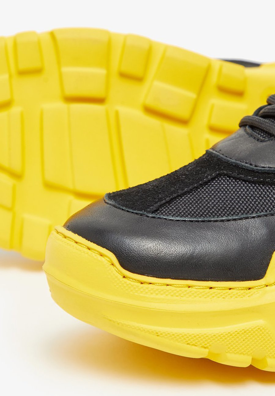J.LINDEBERG Baskets basses black