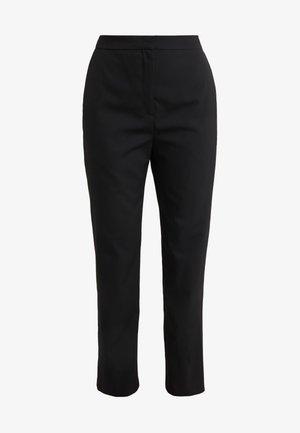 KYLIE GABARDINE - Kalhoty - black