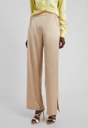 MILA FLUID - Pantalon classique - sheppard