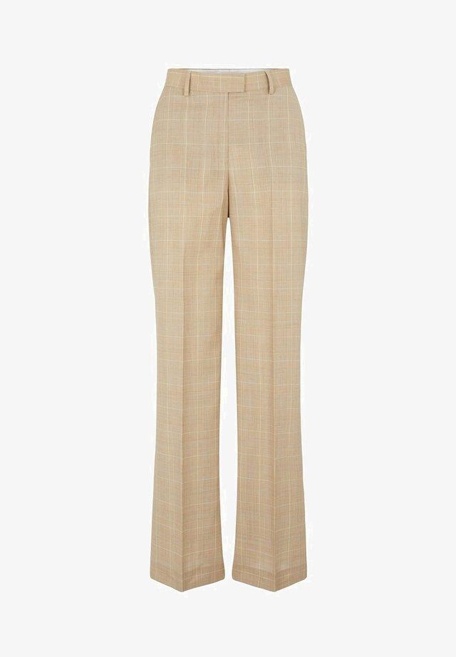KORI - Spodnie materiałowe - beige