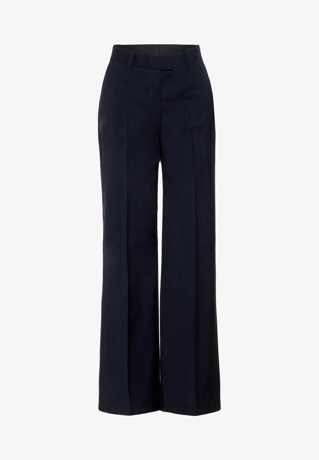 KORI - Spodnie materiałowe - navy