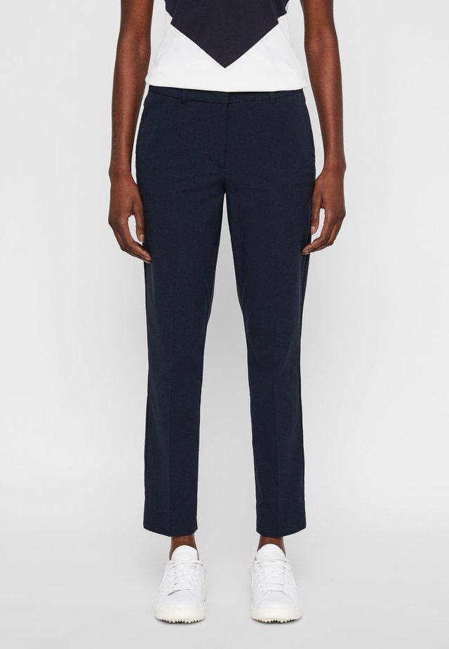 HOSE KAIA - Spodnie materiałowe - jl navy