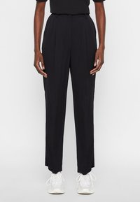 J.LINDEBERG - HOSE KAIA - Spodnie materiałowe - black - 0