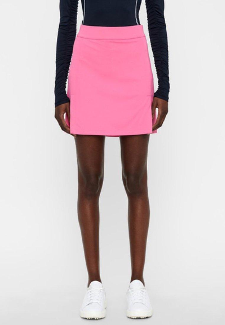 J.LINDEBERG - AMELIE - A-line skirt - pop pink