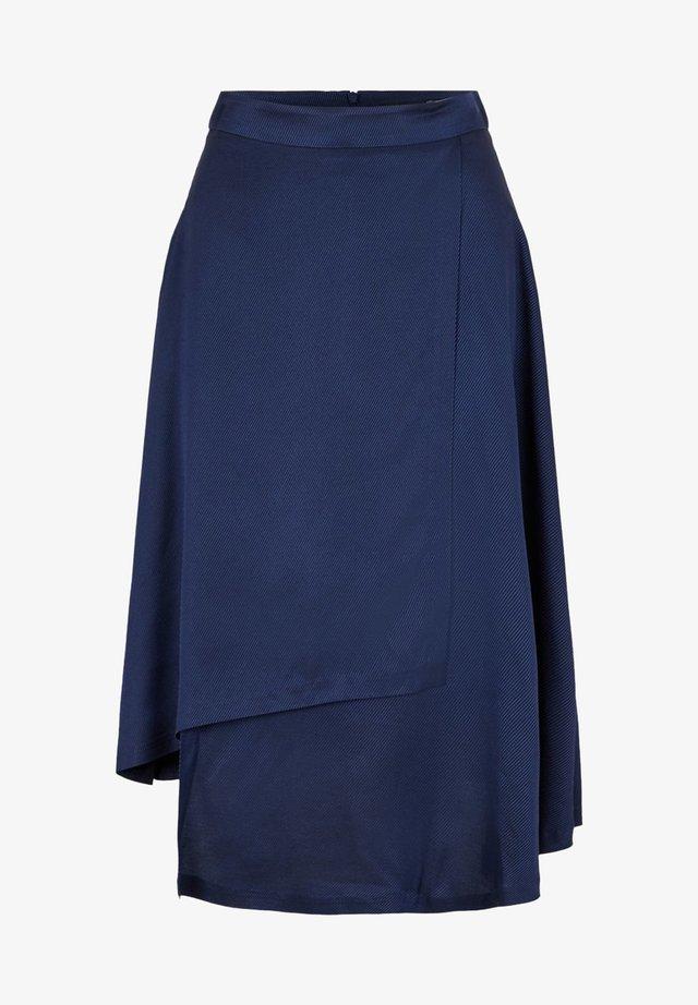 ROCK LIZZY - Spódnica trapezowa - royal blue