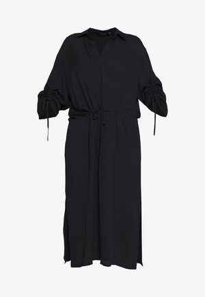 ZAPPA SEMI TRANSPARENT - Day dress - black