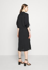 J.LINDEBERG - ZAPPA SEMI TRANSPARENT - Day dress - black - 2