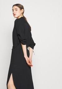 J.LINDEBERG - ZAPPA SEMI TRANSPARENT - Day dress - black - 4