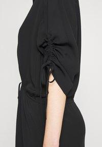 J.LINDEBERG - ZAPPA SEMI TRANSPARENT - Day dress - black - 6