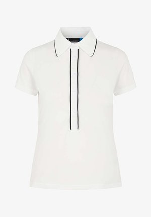 POLOSHIRT FLOR - Polo shirt - white