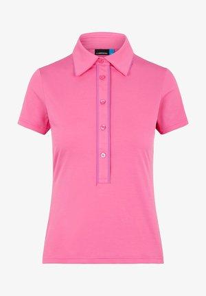 POLOSHIRT FLOR - Poloshirt - pop pink