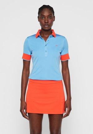 POLOSHIRT LEXIE - Polo shirt - lake blue