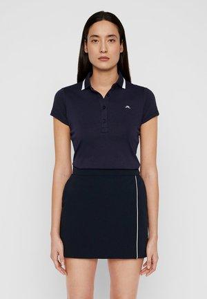 POLOSHIRT ALVE - Polo shirt - navy melange