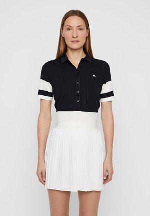 POLOSHIRT NATASHA - Polo shirt - jl navy