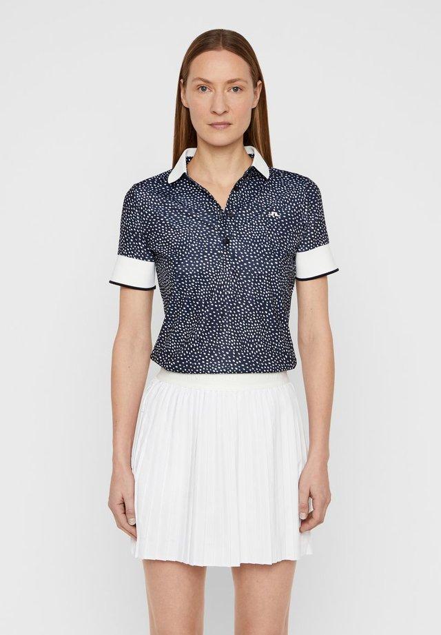 LEXIE - Poloshirt - white dot