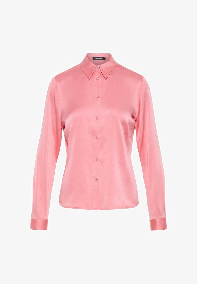 J.LINDEBERG - MALLORY  - Button-down blouse - pink