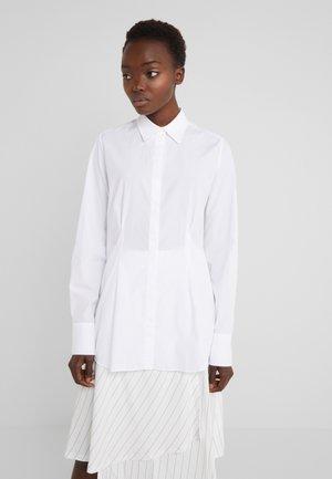 KATHLEEN CRISP POP - Blusa - white