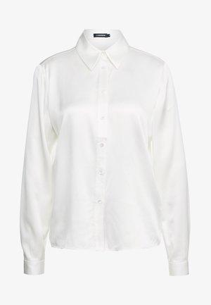 MALLORY - Camicia - cloud white