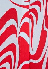 J.LINDEBERG - EDDIE - Button-down blouse - red swirl - 7