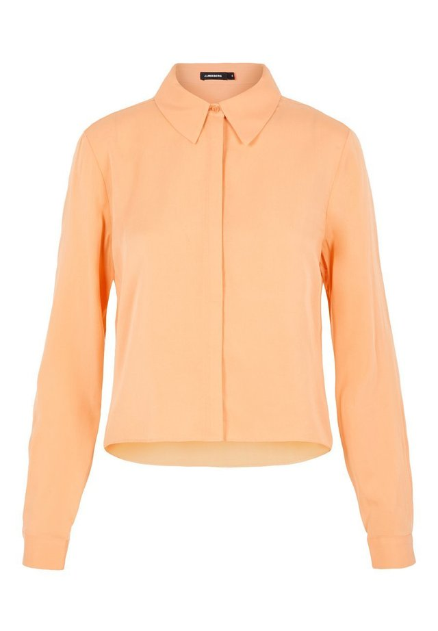 MALLORY  - Button-down blouse - sunset beach