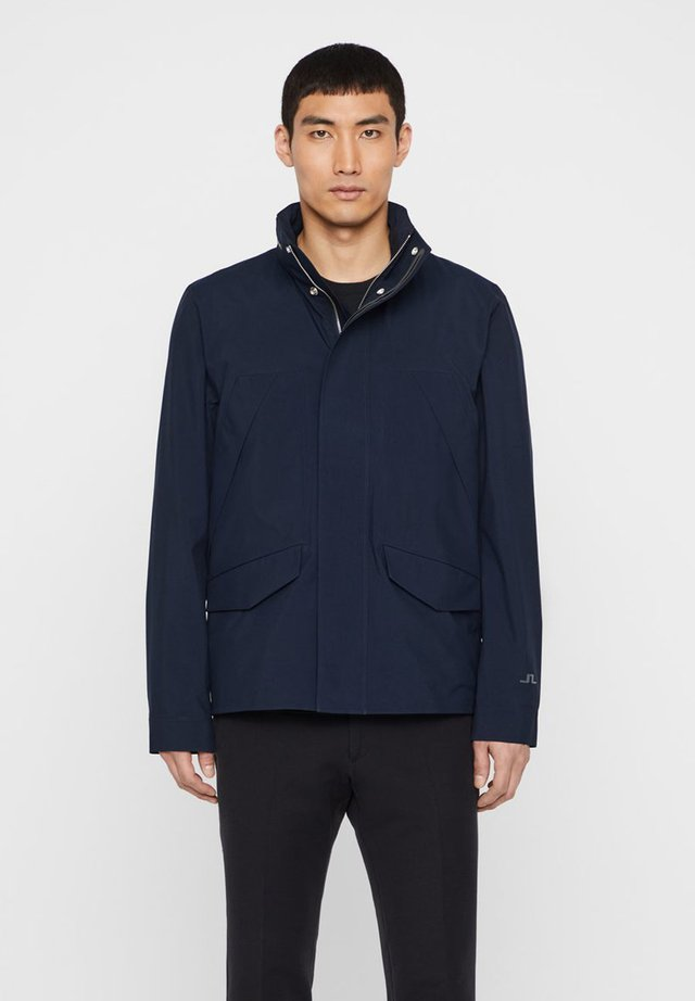 TED  - Kurtka Outdoor - jl navy