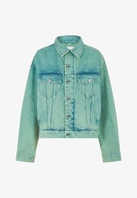 J.LINDEBERG - Denim jacket - o.d denim green - 6