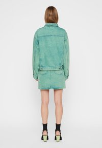 J.LINDEBERG - Denim jacket - o.d denim green - 2