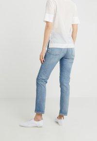 J.LINDEBERG - STUDY DEVOUT - Slim fit jeans - light blue - 2