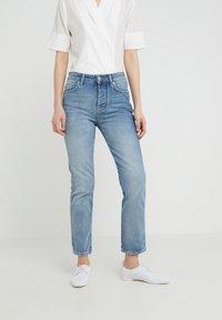 J.LINDEBERG - STUDY DEVOUT - Slim fit jeans - light blue - 0